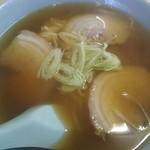 北の屋食堂 - 料理写真:チャーシューメン(税込み600円)
