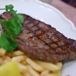 フランス料理店 牛肉食堂 COWBELL - 豪州牛(がうしうゝし)