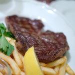 フランス料理店 牛肉食堂 COWBELL - 墨西哥牛(めきしこうし)