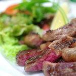 フランス料理店 牛肉食堂 COWBELL - 庄内牛(しやうないうし)