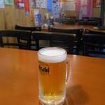 Kujiranotomisui - まずは生ビール