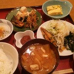 Domannaka - 朝食ビュッフェ