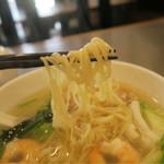 青椒 - 細い麺です