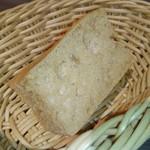 orso - サラダセットのパン♥(  ´∀`)σ)∀`)