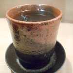 竹はる - 2016.10;フグのヒレ酒