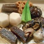 竹はる - 2016.10;野菜の煮込み