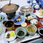 小豆島グランドホテル水明 - 料理写真:
