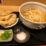 58125527 - 鶏天(冷かけシリーズ)700円(税込)