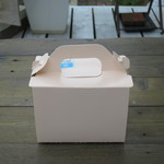 58127065 - ケーキの箱