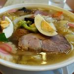 洋貴苑 - 五目ワンタン麺