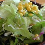 げんき菜農園 - ボリュームのあるサラダ(野菜は九州産です)