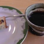 げんき菜農園 - 食後のコーヒー・デザート