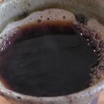 げんき菜農園 - あっさりとした苦みのコーヒー