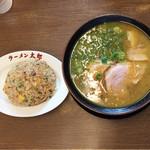 ラーメン太郎 - カレーラーメン 焼飯小