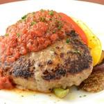 平日限定ハンバーグランチ~洋食屋出身の当店シェフ自慢のハンバーグ~(全10品)