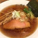 こいけ屋 - 料理写真:醤油ラーメン!お薦め!!