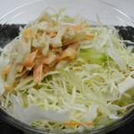 吉野家 - ごぼうサラダ