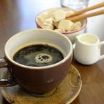 manma cafe - 水出しコーヒー