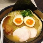 麺匠 桂邸 - 醤油白湯