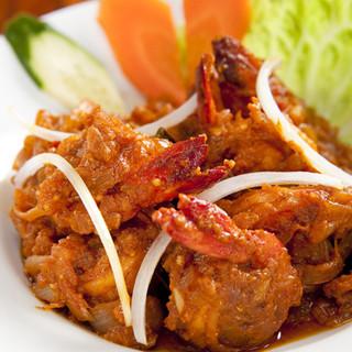 本場インドのシェフが作る本格南インド料理