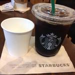 スターバックスコーヒー - おかわり ICECoffee(^O^☆♪