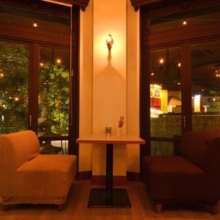 ◆夜カフェとしてお気軽にご利用ください♪