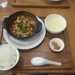 58137649 - 土鍋麻婆豆腐セット