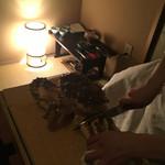 赤坂 きた福 - 目の前で蟹捌いてくれます!
