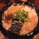 58139613 - 【ラーメン】650円 麺の硬さ:ふつう