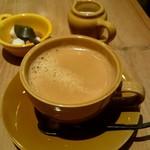 カフェ ア・ラ・カンパーニュ - ブレンドコーヒー:486円
