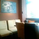 cafe&dining ballo ballo - 奥のソファー席