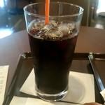 サンマルクカフェ - アイスコーヒーM