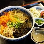 茶房 かたやま邸 - 料理写真:片山邸風 くさぎ菜丼