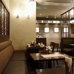 広東炒飯店 - 店内の雰囲気