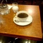 ショパン - ブレンドコーヒー:500円