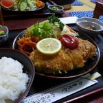 やきかつ太郎 - ロース焼きかつ(970円)