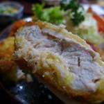 やきかつ太郎 - もも肉。
