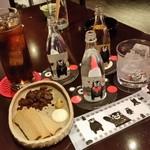 くまBAR  - 「くまBAR」で熊本の銘酒と郷土料理、withくまもん♪