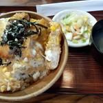 ぶんぷく - ロースカツ丼
