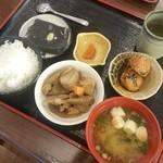 農村レストラン 筑膳 - 「農村レストラン 筑膳」さんで筑前町の特産を生かした料理