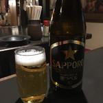 一徹 - 瓶ビール