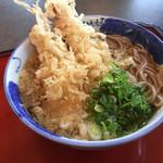 そば幸 - 料理写真:えび天そば=860円