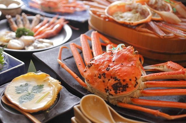 間人の美食の宿  寿海亭