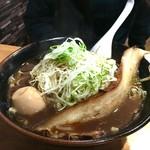 らー麺 武蔵 - 武蔵物語(醤油)