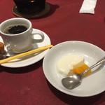 chez MACIO - 【ランチ】デザート・13時以降はドリンク付き