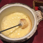 chez MACIO - 【ランチ】チーズフォンデュランチ 1300→毎週木曜1000円(税込)