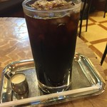 横濱珈琲店 五番街 - アイスコーヒー