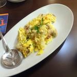 58152394 - 大根餅卵炒めプレーン(950円)