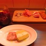 ワインバル DOLCE VITA - サングリアで乾杯!