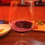 ワインバル DOLCE VITA - テンプラリーニョ。